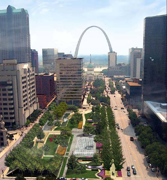 Meet Me In A New St Louis Garden City Parks Blog